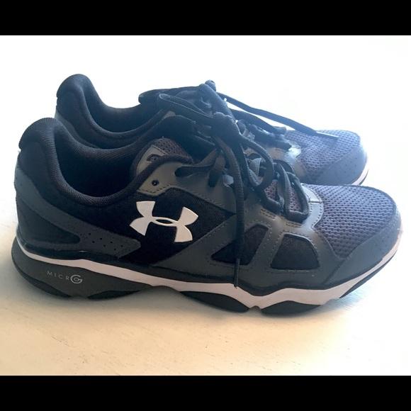 Under Armour Shoes   Mensboys Tennis